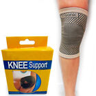 1 Knee Brace Support Elastic Compression Sleve Wrap Sports Muscle Relief SM L XL $5.61 USD on eBay