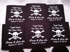 Custom Wedding Koozies Design 3072 25 to 300 Personalized can party favors