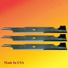 "3 PACK BLADES FITS Length: 20 1/2"", Center Hole 5/8"", Width: 2-1/2"" Thickness:"