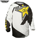 FLY KINETIC MESH ROCKSTAR MX MOTOCROSS ENDURO JERSEY SMALL *IN STOCK*