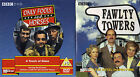 ONLY FOOLS & HORSES ~ FAWLTY TOWERS - 2 DISCS - MIRROR PROMO DVD