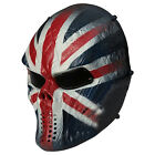 Outdoor Army Airsoft Paintball Tactical Full Face Protection Skull Mask