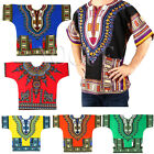 African Dashiki Shirts Men Ttraditional Women Party Dress Tops Festival Clothing
