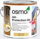 Osmo UV Protection Oil Clear 420 Extra