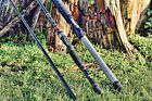 Rainshadow E-Glass All Purpose Casting/Spinning Rod Blank 5'-7' Mod Action BLK