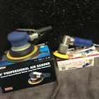 "AIR DA DUAL ACTION SANDER KIT 3"" AND 6"" DA SANDER SMART REPAIR LIGHTWEIGHT"