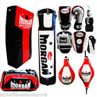 Morgan Boxing Punching Bag Strike Shield Gloves Punch Focus Pads ANBF APPROVED