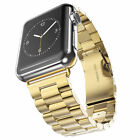 Durable Stainless Steel Watch Band Wrist Strap For Apple Watch iWatch 1st 2nd