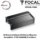 Focal FPX 2.750 - 2 Channel Class D Amplifier - 2x220 W RMS High Power Amp New