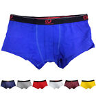 Sexy Men's 95% Cotton Underwear Boxer briefs Trunks Underpants Shorts S M L XL