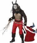California Costumes Men's Krampus Horror Demon Horns Complete Costume. 01597