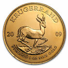2009 1 oz Gold South African Krugerrand Coin