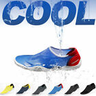 Mens Mesh Aqua Shoes Water Cool Shoes Athletic Scuba Shoes Made in Korea 1360