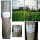 Pvc Green Coated Garden Mesh Wire Fence Fencing 0.9 1.2 1.8m 10m 20m Metal Post