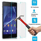 New Tempered Glass Screen Protector Protective Guard For Sony Xperia Models
