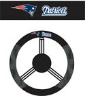 NFL Steering Wheel Cover (Choose Your Favorite Team) Car Accessory
