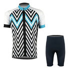New Cycling Jersey Shorts Bicycle Gear Tops Tights With Padded Cycle Clothing