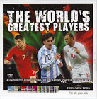 FOOTBALL - WORLDS GREATEST PLAYERS - TIMES PROMO DVD