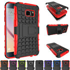 Armor Shockproof Rubber Defender Rugged Hard Case Cover For Samsung Galaxy Phone