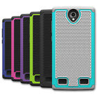 For ZTE ZMax 2 Z958 Cases Tough Dual Layer Hybrid Armor Protective Phone Cover