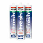 ANTI MOULD XTREME BATHROOM SILICONE SEALANT VARIOUS COLOURS