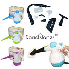 Steam Cleaner Hand Held Steamer Kitchen Bathroom Glass Tiles Grout Oven Cleaning