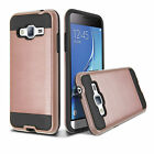 Brushed Texture Slim Armor Protective Case for Samsung Galaxy J1 2016 / Amp 2