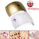 Electric SUN Q5 24W Nail Dryer Lamp LED UV Gel Curing Lamp For Salon UK Shipping
