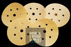 "MIRKA DA DISCS / HOOK AND LOOP / 6"" / 150MM / P80 / P180 / P240 / P320 / P500"