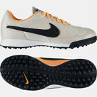 Nike Tiempo Junior Boys Astro Turf Football Trainers Kids Leather  Size 4,5 NEW