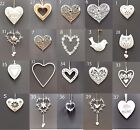 Vintage Style Shabby & Chic Wedding Hanging Hearts Heart Home Decoration Gift