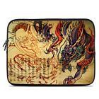 Zipper Sleeve Bag Cover - Dragon Legend - Fits Most Laptops + MacBooks