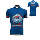Man Cycling Jerseys New Outdoor Bicycle Sports Wear Shirt Wear Comfortable Wear