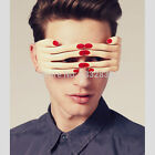 Funny Finger Shape Party Glasses PC material mask Birthday Halloween Supplies