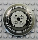 LEGO - Decorated Dish Assorted - PICK YOUR PRINT & SIZE - Round Plate Inverted