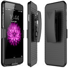 Belt Clip Holster Combo Touch Matte Hard Protective Case for iPhone 7 / 7 Plus