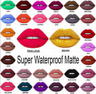 Beauty Waterproof Long Lasting Lip Liquid Pencil Matte Lipstick Makeup Lip Gloss фото