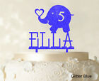 Custom Birthday Cake Topper Personalized Mirror Cake Topper Unique cake Topper