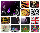 "10"" 12"" 13"" 14"" 15"" 17"" Netbook Notebook Laptop Sleeve Soft Case Bag Cover Pouch"