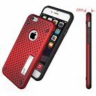 APPLE iphone 6s 2 piece hard case protective cover kickstand  free ship color US