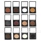 imagic Solid Single Layer Makeup Eyeshadow Matte/Shimmer Square Shape+Mirror