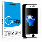 For iPhone 7/8 Plus Full Coverage Tempered Glass Screen Protector HD Cover Film