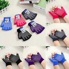 Womens Gym Body Building Training Sports No-slip Yoga Pilates Gloves Workout New