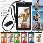 New Best Waterproof Underwater Pouch Dry Bag + Compass Case Cover for iPhone 6 7