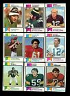 1973 TOPPS FOOTBALL COMPLETE SET NM *50444