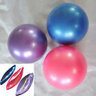 "6PCS/Bulk Pilates Yoga 10"" Ball Fitness over ball bender with Pump US Stock image"