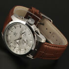 New Luxury Cool Punk Classic Men Auto Mechanical Watch Stainless Steel Case ss2