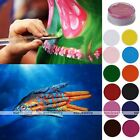 Pro 12 Colors 35ml Face Body DIY Painting Oil Art Stage Make Up Set Gel