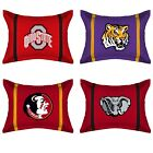 NCAA COLLEGIATE TEAM PILLOW SHAM - MVP College Logo Pillowsham Bedding Accessory