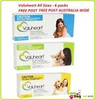 Valuheart Heartworm Tablets - Gold/Green/Blue/ Large/Mediium/Small Dogs 6 pack